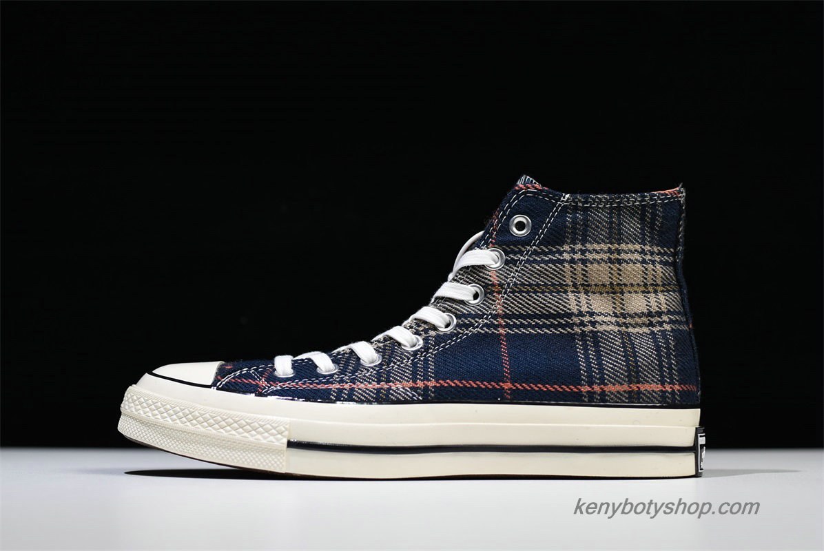 Boty Converse Chuck Taylor All Star 1970s HI Plaid Unisex 162406C (Gingham)