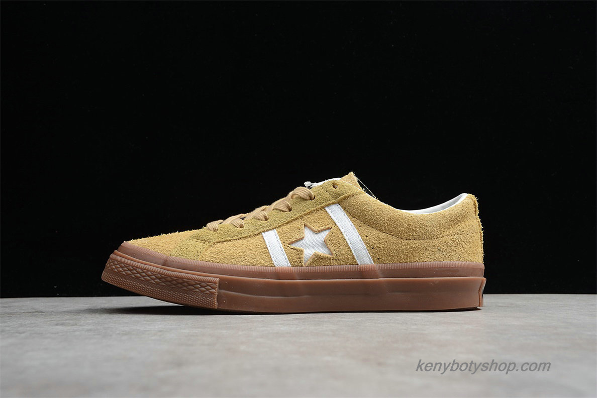 Boty Converse Star And Bars Suede GM Low Unisex 1CL257 (Khaki)