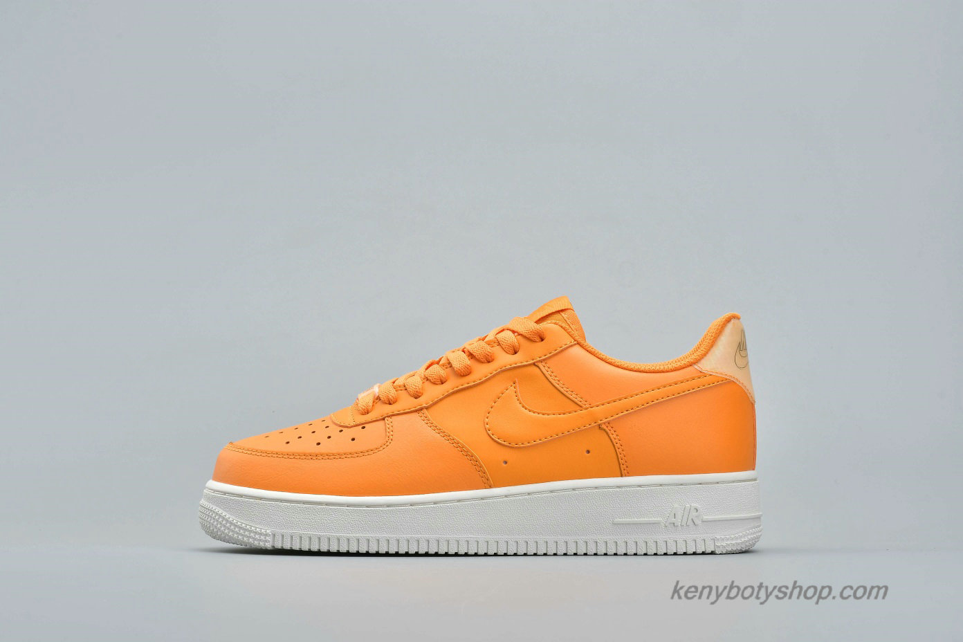 Boty Nike Air Force 1 Low QS Unisex AO2132-801 (Oranžový / Off-White)